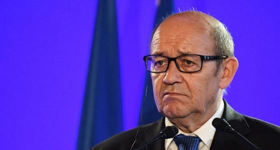 فرنسا ترفض توسع دولة الملالي نحو البحر المتوسط