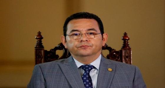 غواتيمالا : لا تراجع عن قرارا نقل سفارتنا في إسرائيل إلى القدس