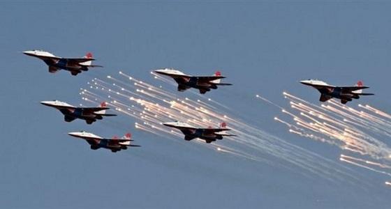 التحالف العربي يعترض صاروخا باليستيا فوق مأرب باليمن
