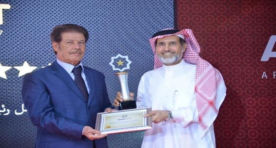 المتقدمة للبتروكيماويات تحقق جائزة أفضل شركة بتروكيماوية عربية وجائزة ISAQ