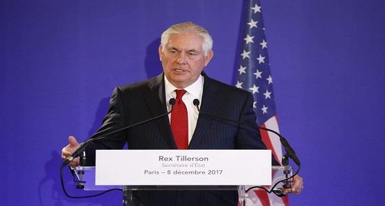 وزير الخارجية الأمريكي: مستعدون لمحادثات غير مشروطة مع كوريا الشمالية