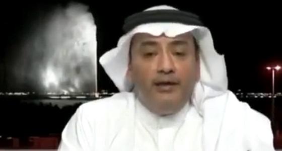بالفيديو.. مدير معهد أبحاث بجدة : القدس رمز ديني لليهود كقداسة مكة والمدينة عند المسلمين
