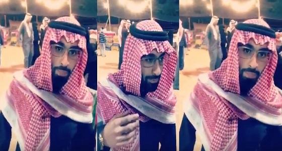 """بالفيديو.. الأمير نايف لـ """" صدى """" : الله يوفقكم واتمنى لكم مزيد من التطور"""
