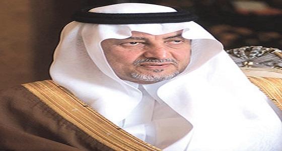 """أمير مكة يطلق جائزة سنوية للشعر باسم """" الأمير عبدالله الفيصل """""""