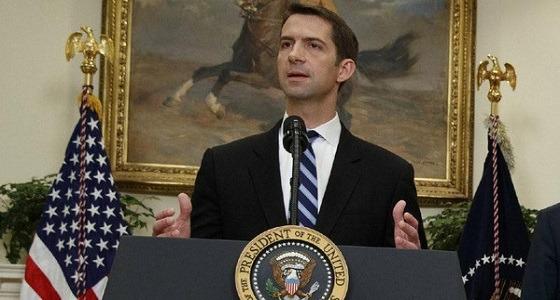 سيناتور أمريكي يطالب بدعم الانتفاضة الإيرانية ضد النظام الإرهابي