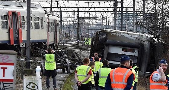 اصطدام قطار بحاجز في سيدني الأسترالية وارتفاع في عدد المصابين