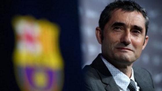 مدرب برشلونة : لم نحسم التأهل