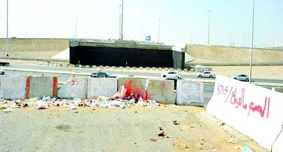 4 سنوات مدة تعثر طريق بين مدينة الملك عبدالله الرياضية وشمال جدة