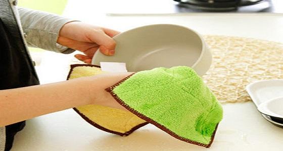دراسة: منشفة المطبخ تهدد منزلك