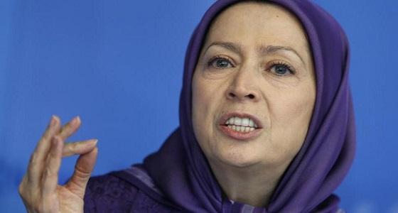 """"""" رجوي """" تدين اعتقال 29 سيدة إيرانية لخلعهم الحجاب"""