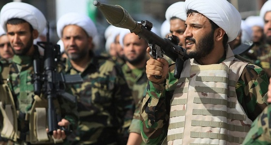 مليشيا الحشد الشعبي تستخدم أسلحة أمريكية في العراق