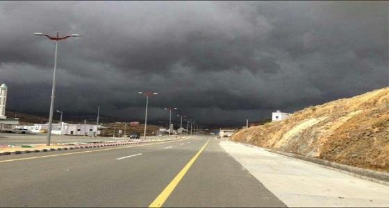 تفاصيل الحالة الجوية الأولى والثانية التي تشهدها المملكة
