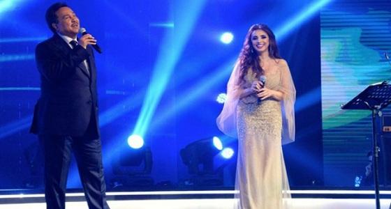 محمد عبده وأنغام يحيان حفلا ثانيا بالكويت الخميس المقبل