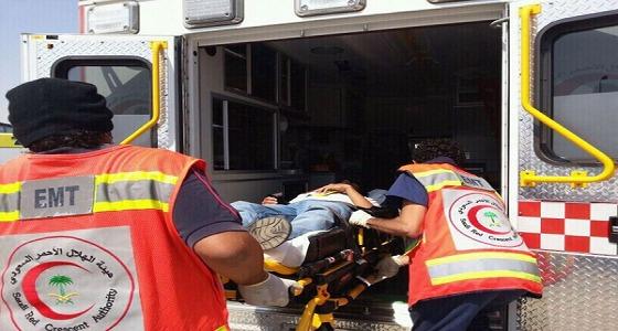 مقتل طبيبة و إصابة 5 آخرين في حادث مروري بحفر الباطن