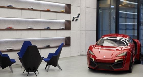 """بالصور.. """" W Motors """" تعرض سياراتها الفائقة لأول مرة في دبي"""