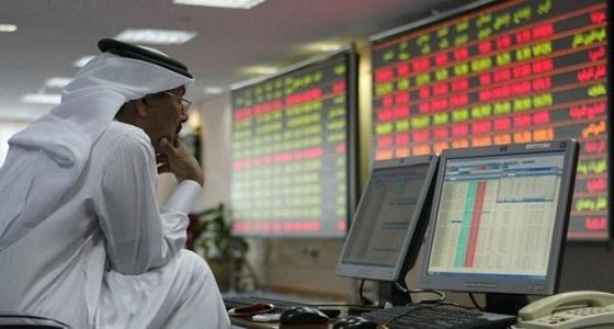 """تراجع جماعي للمؤشرات الخليجية.. و """" تداول """" يفقد 140 نقطة في المستهل"""