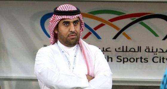 تعيين نواف المقيرن رئيسا لنادي الاتحاد والصنيع نائبا له