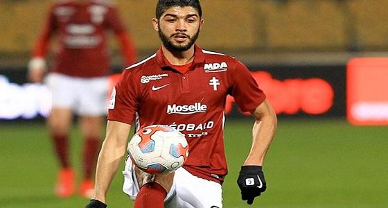 فرجاني ساسي: سعيد جدًا بتواجدي في نادي النصر