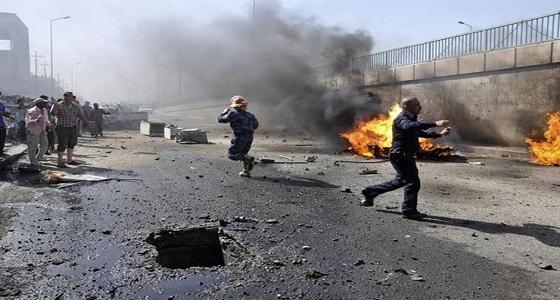 مقتل وإصابة 5 جنود عراقيون إثر انفجار عبوة ناسفة بالأنبار