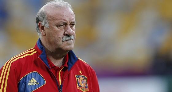 ديل بوسكي: إسبانيا مرشح بقوة للفوز بمونديال روسيا.. ولكن التفاؤل الزائد خطر