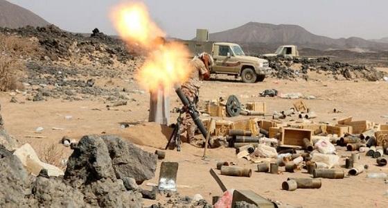 الحوثيون يتكبدون خسائر فادحة في معارك شرق صنعاء