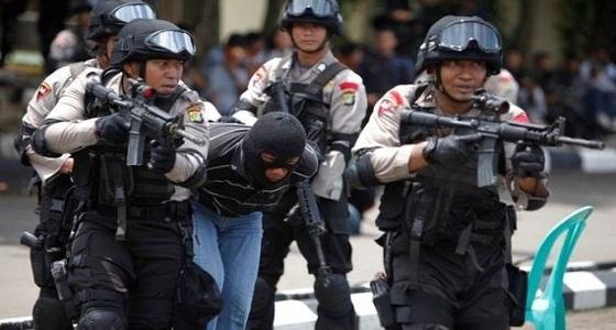 إصابة 4 أشخاص في هجوم مسلح على كنيسة إندونيسية