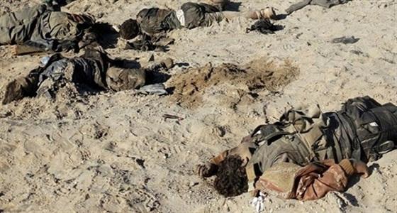 مليشيا الحوثي تستخدم جثث قتلاها كسلاح