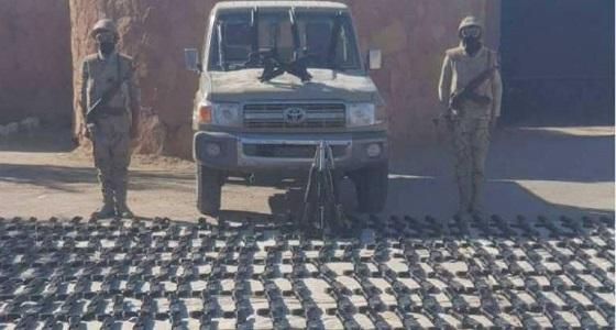 """مصر: ضبط 490 بندقية خرطوش مهربة عبر """" بحر الرمال """""""