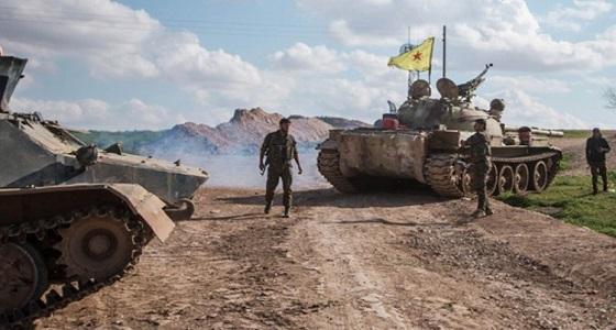 الوحدات الكردية تشن هجمات مضادة على الغزو التركي شمال وغرب عفرين