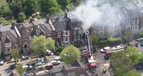 انفجار في مبنى سكني ببطرسبرج وإصابة 3 أشخاص