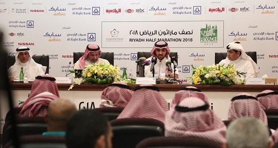10.900 متسابق سجلوا في ماراثون الرياض حتى الآن