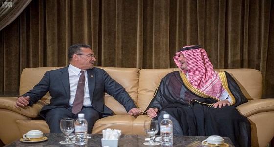 سمو وزير الداخلية يصل ماليزيا في زيارة رسمية