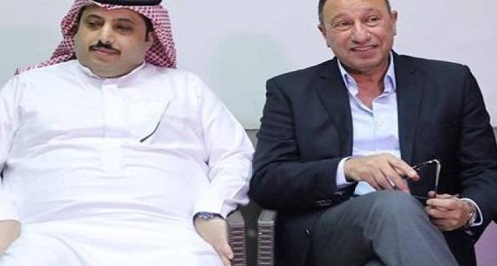 """تركي آل الشيخ عن الأهلي المصري: """"  اللي يلعب معانا يستحمل """""""