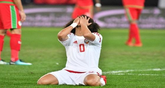 """"""" عموري """" خارج قائمة المنتخب الإماراتي"""