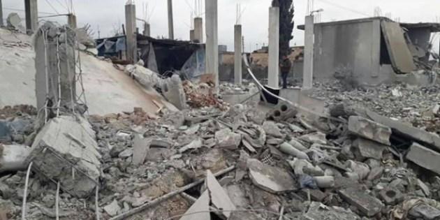 تركيا: نواصل عملياتنا في عفرين مايو المقبل