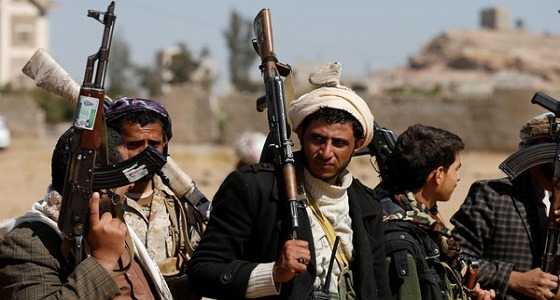 مقتل قيادي حوثي في جبهة نهم بضربة جوية من طيران التحالف