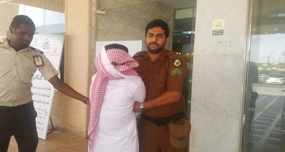 بالصور.. مستشفى ابو عريش تنفذ فرضية اختطاف طفل من قسم الولادة