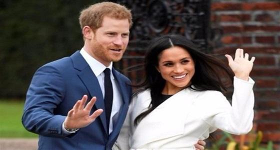 خطيبة الأمير هاري تشارك بأول قداس مع الملكة إليزابيث