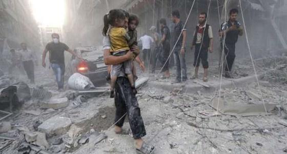 غارات جوية جديدة على الغوطة الشرقية ومقتل 24 مدنيا