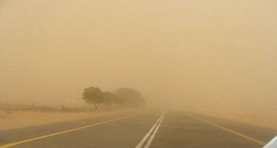 الأرصاد: استمرار الرياح المثيرة للأتربة على بعض مناطق المملكة غدًا