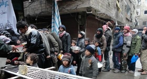 وفاة رضيعة فلسطينية في مخيم اليرموك جنوب دمشق