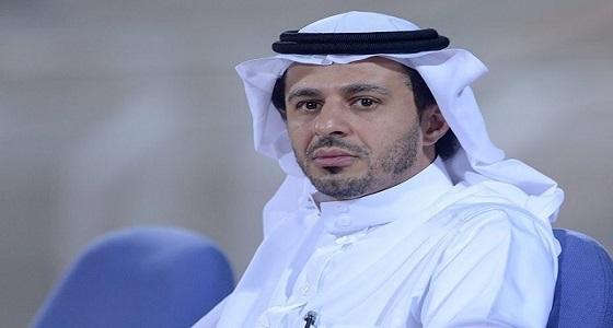 """رئيس الفتح يشكر """" آل الشيخ """" لتمديد تكليفه"""