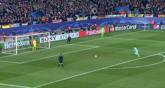 بالفيديو.. إعادة اللاعبين من غرفة الملابس للعب ضربة جزاء بألمانيا