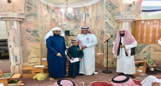 جوائز مالية وحفل تكريم بحلقة عدي بن حاتم بالبارك