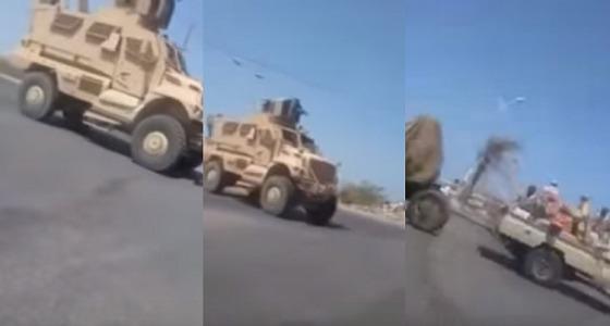 بالفيديو.. الجيش اليمني يتأهب لعملية تحرير شاملة بمشاركة قوات طارق صالح