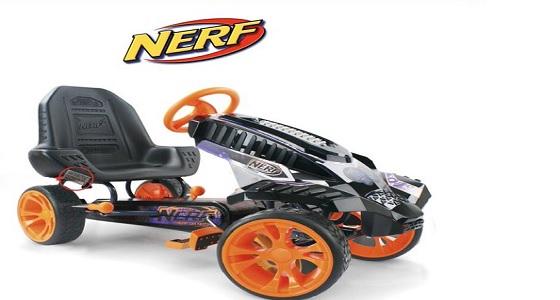 """"""" التجارة """" تدعو للتوقف الفوري عن استخدام دراجة الأطفال NERF Battle Racer"""