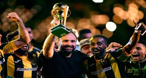 بعد اقتناص لقب كأس الملك.. سييرا يرحل عن الاتحاد