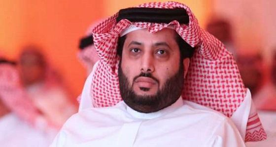 أول تعليق لتركي آل الشيخ بعد مباراة اعتزال الهريفي