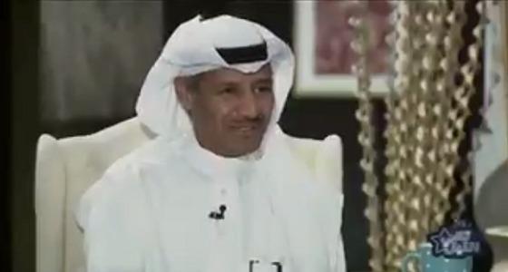 خالد عبدالرحمن: طلبت الزواج وأنا بعمر الـ 17
