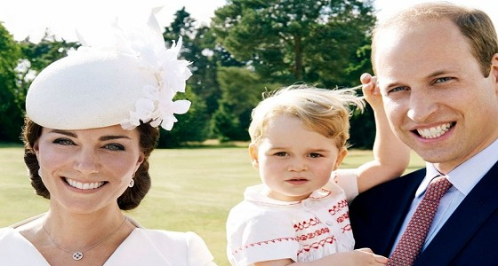 بالصور.. ما السر الذي تخفيه كيت عن ابنها الأمير جورج